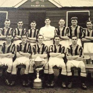 Scottish Cup winners 1949