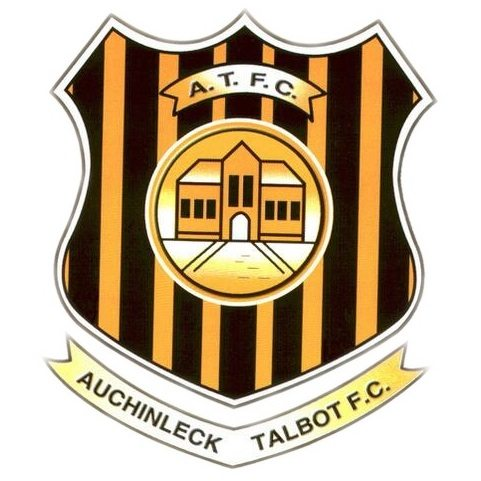 AUCHINLECK TALBOT YOUTH ACADEMY REPORTS MONDAY 30 OCTOBER 2017