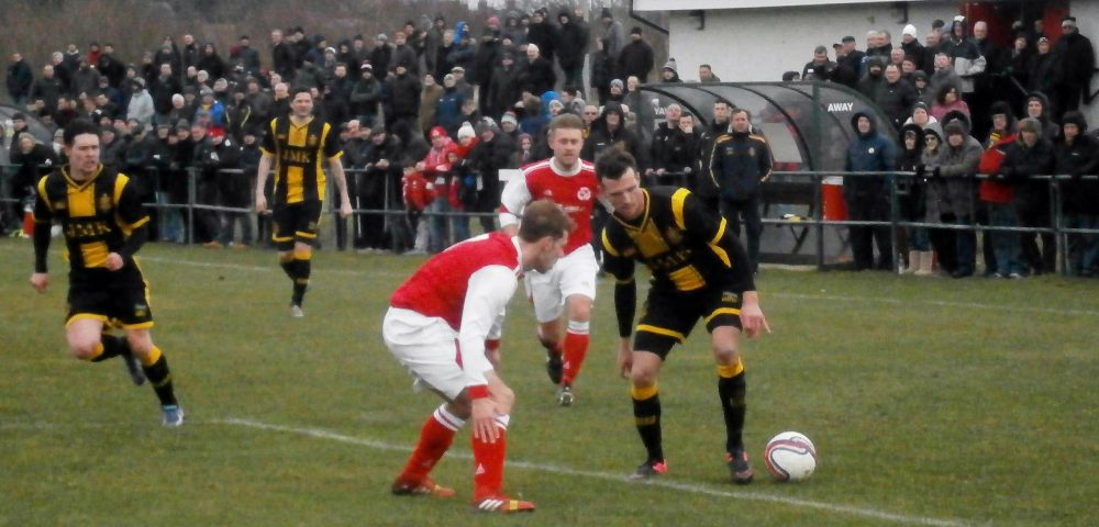 Talbot travel to Carnoustie after round 6 draw