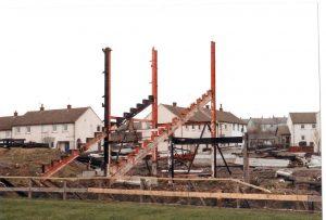 Building Beechwood Stand 1