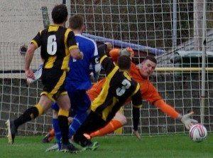 Arthurlie Goal 1