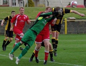 Talbot on the attack