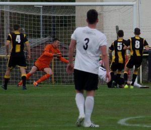 Clydebank Goal