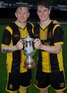 Goalscorers Wi Trophy