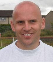 Goalkeeper Brian Hewitt
