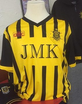 New home strip unveiled