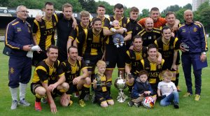 Evening Times Champions Cup Winners 2016 - Auchinleck Talbot