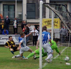 Talbot Goal 2 - Robert Love