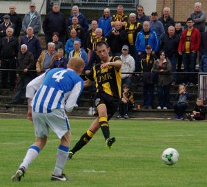 Talbot Goal 5 - Dwayne Hyslop