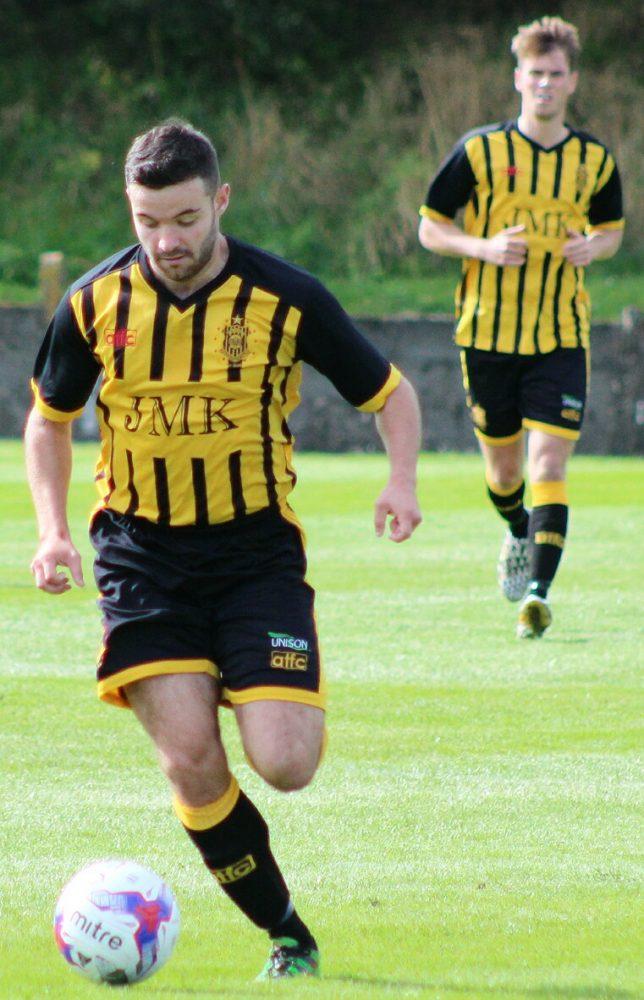 Glenafton Athletic v Auchinleck Talbot