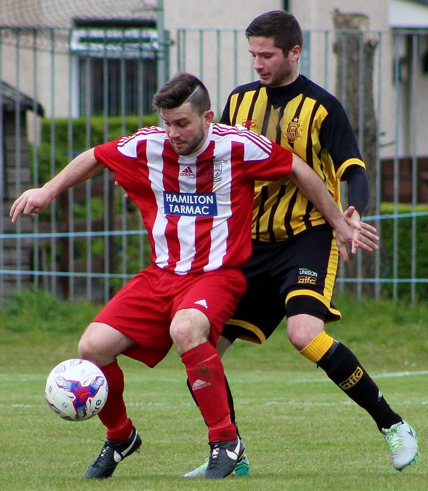 Hurlford United v Auchinleck Talbot