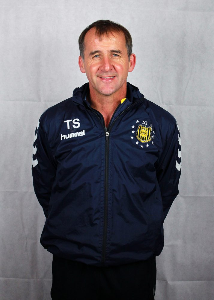 MANAGER - TOMMY SLOAN