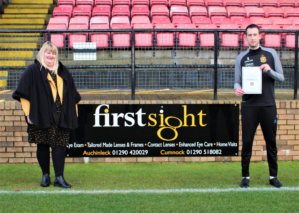 Firstsight Player of the Month Award – November