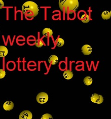 TALBOT WEEKLY LOTTERY RESULT