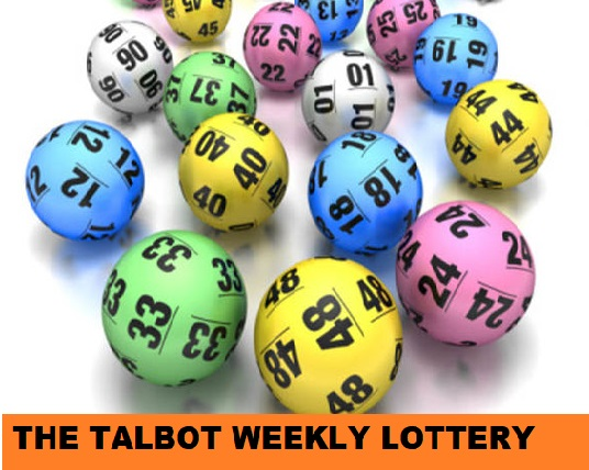 £700 SCOOPED ON TALBOT LOTTERY